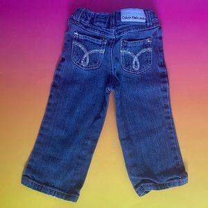 Calvin Klein Baby (18M) Jeans